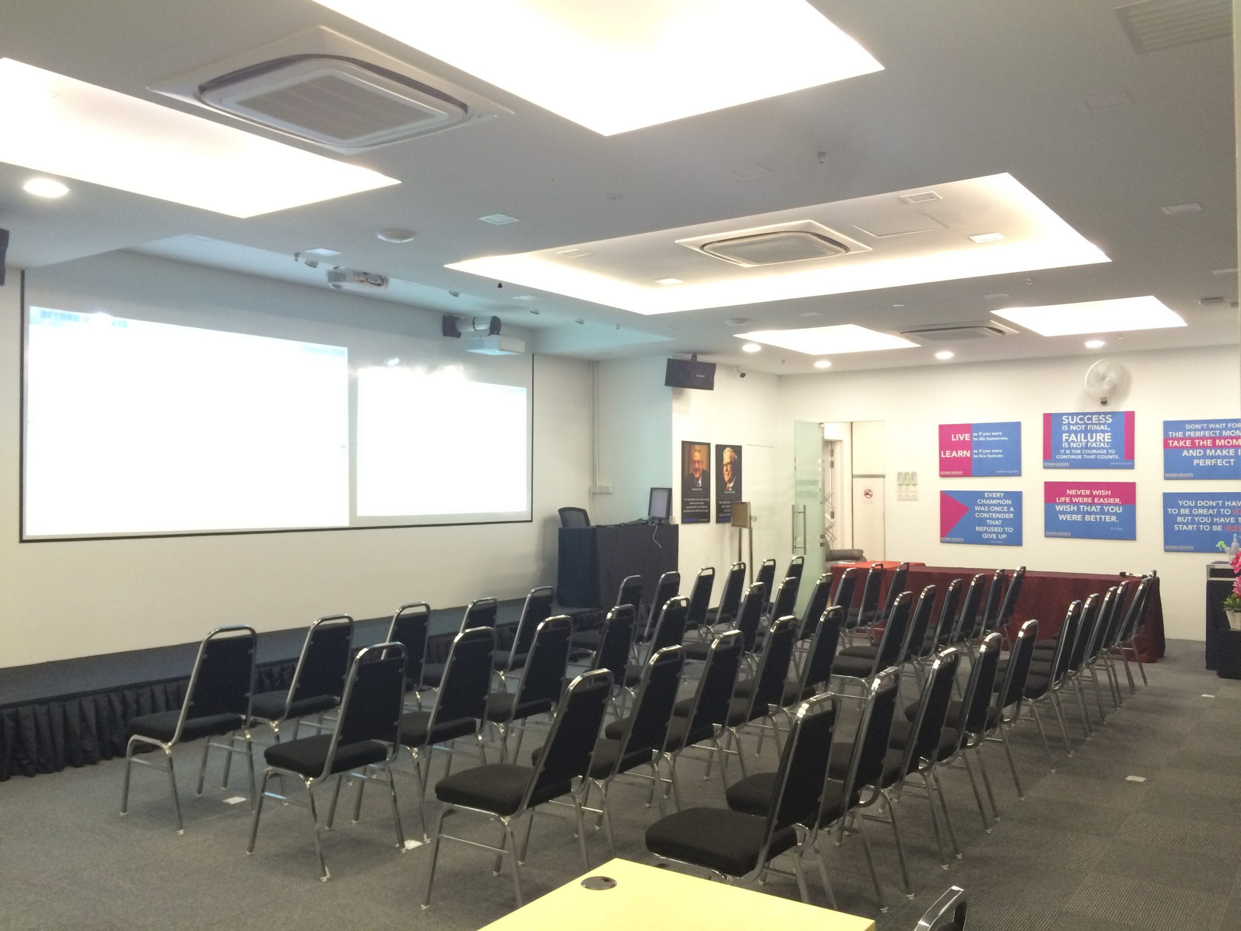 Training Room Meeting Space For Rent In Klang Valley