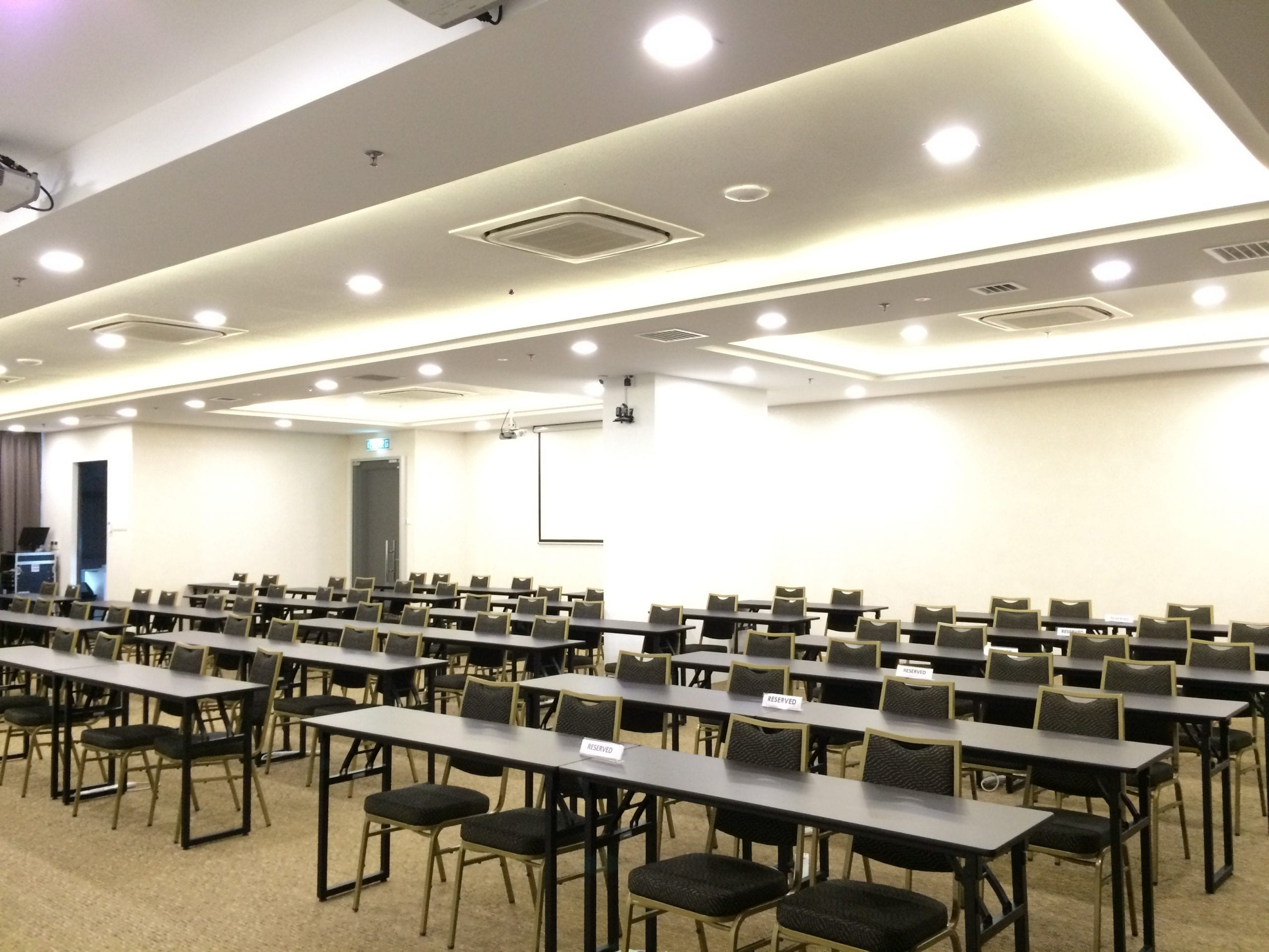 Training room meeting space for rent in klang valley Meeting space calculator