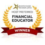 Most Preferred Financial Educator 2016 - </div> 	<div class=